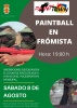 PAINTBALL EN FRÓMISTA