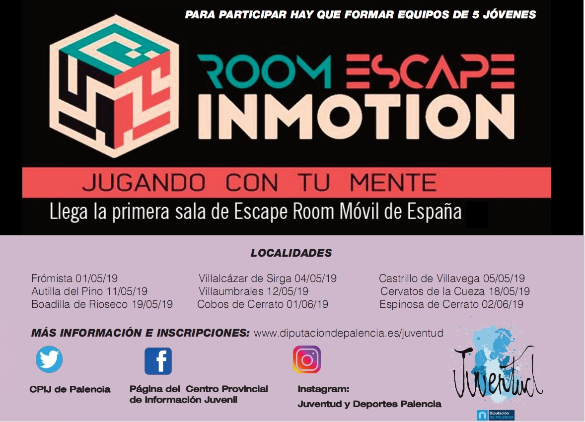 Room Escape Inmotion